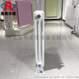 廠家直銷鋼制柱形散熱器雙層防腐加厚型鋼三柱暖氣片