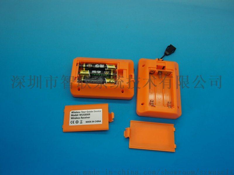 工厂团队游客外宾发射接收器 导游讲解系统