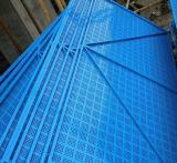 紫冠直销:爬架网、建筑防爬网、新型建筑防爬网