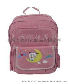 **定制中小学生双肩背包 上海订制厂家定做
