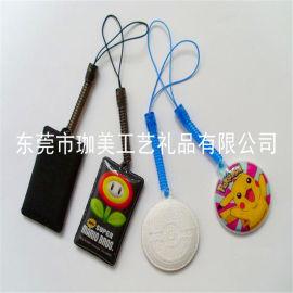 供應PVC電壓手機擦  塑膠手機擦 卡通手機擦
