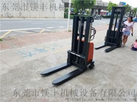 东莞诺力叉车 诺力半电动堆高车