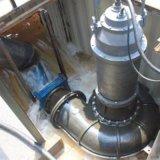 污水處理用大口徑排污泵 潛水排污電泵