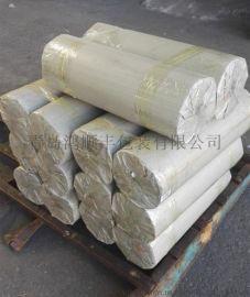 平纹编织布复合纸-钢材包装纸
