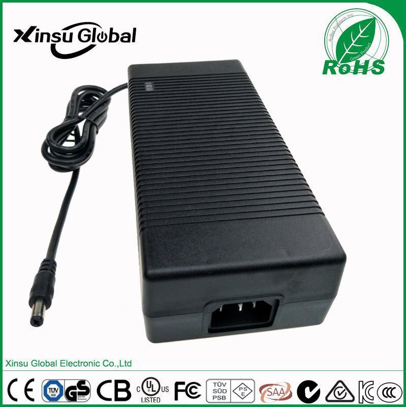 12V10A电源 12V10A VI能效 中规CCC认证 12V10A电源适配器