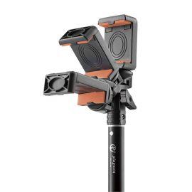 厂家直销PW-818L蓝牙遥控手机自拍杆