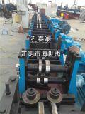 电器柜骨架九折型材生产线