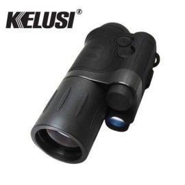 科鲁斯狩猎者系列5x42红外高清微光彩色单筒夜视仪232542