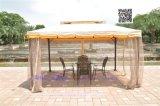 陽光戶外涼亭子鐵藝羅馬帳篷花園庭院露臺遮陽棚別墅歐式豪華亭子