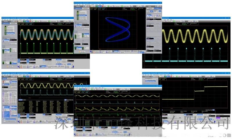 PicoScope 9300(带宽20/25GHz)系列(9301/9302/9311/9312/9321/9341) USB采样示波器/TDR/TDT测量分析