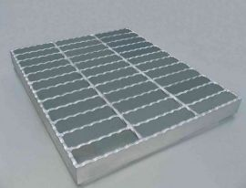 供青海果洛镀锌格栅板和大通钢格板批发