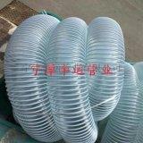PVC塑筋螺紋管工業伸縮吸塵管
