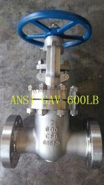 不锈钢美标闸阀 (150LB-600LB)