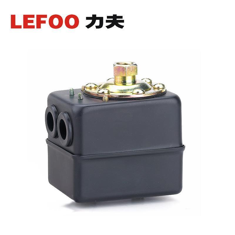 高性能空壓機壓力開關 強硬鋼質外殼高耐壓