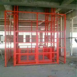 简易升降机家用电梯电动升降平台导轨升降机