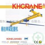 KHCRANES錕恆起重 LHX懸掛雙樑起重機