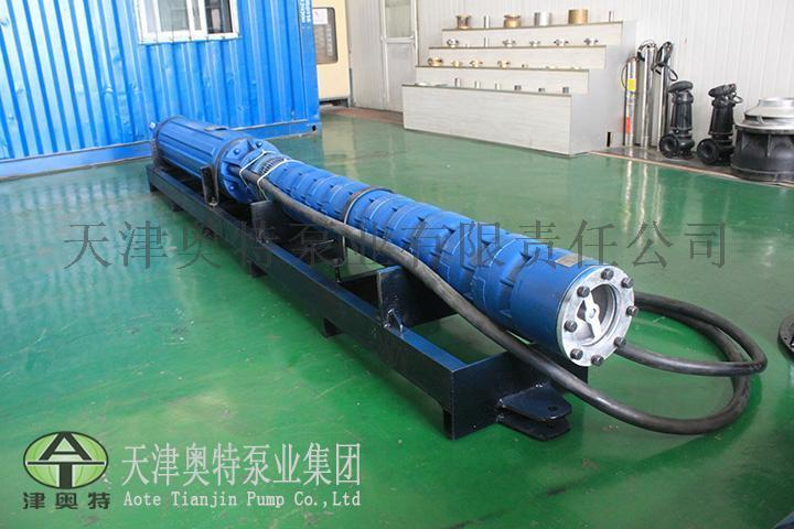 无噪音抽水泵大水压市场现状 三相电的深井泵爆款