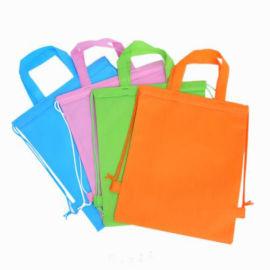手提环保购物袋定做广告宣传礼品包装袋可加印logo