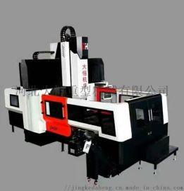 数控机床、铸造、组装为一体的大恒机床