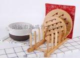 瀝水架碗碟置架竹木瀝水架廚房碗碟晾曬架