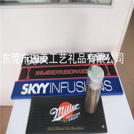 滴胶酒吧垫 塑胶台吧垫 卡通酒吧垫  品质保证