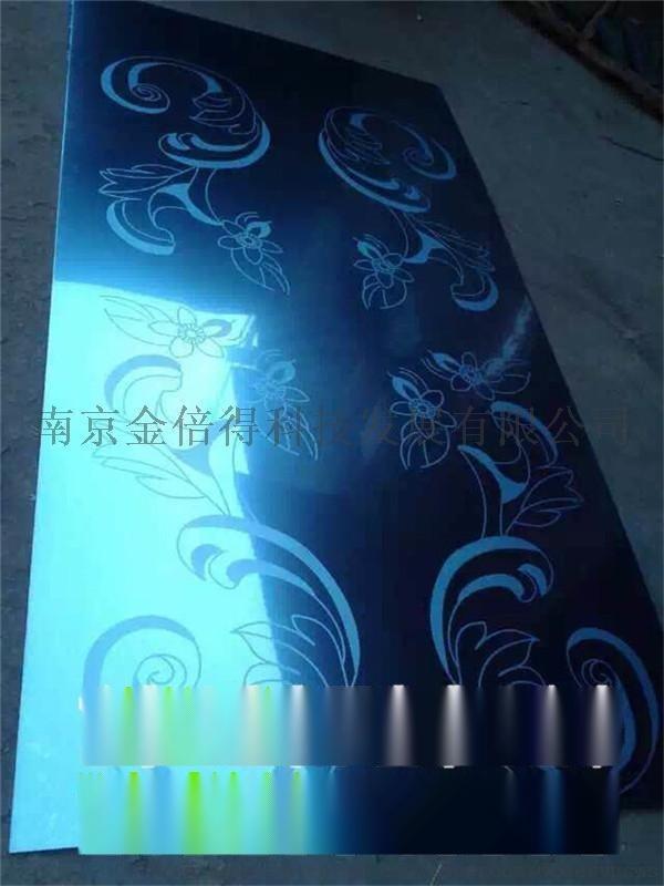 上海電梯廳門用彩色鏡面不鏽鋼蝕刻板 轎廂