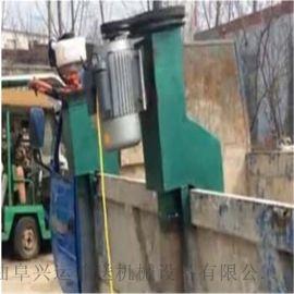 钢胶托辊型输送机配件 行走式江门