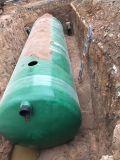化糞池安裝玻璃鋼化糞池 整體式化糞池