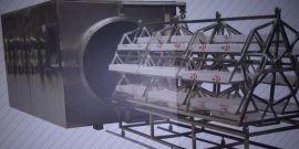 微波真空低温干燥设备、微波低温真空干燥机质量过硬