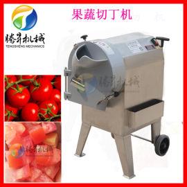离心式番茄切丁机 番茄丁切割设备