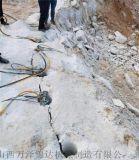 竖井开挖快速裂石器辽宁海城