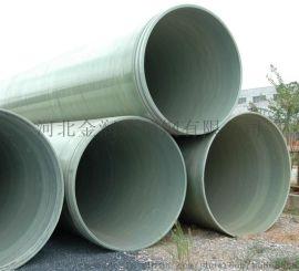 玻璃钢防腐管道 玻璃钢夹砂管道 玻璃钢排污管顶管