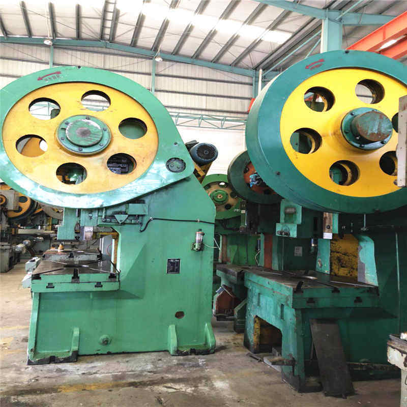 佛山二手锻压机床厂国标加重固定台100吨普通机械冲床厂家现货