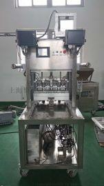 上海气调包装机厂家聚罡机械供应半自动食品保鲜包装机