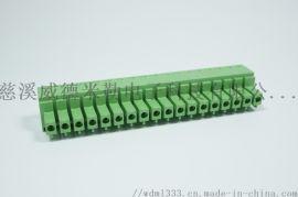 15EDG-3.81接线端子 端子排 插拔式端子 特价
