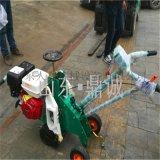 草皮卖得快本田汽油起草皮机 手推单双轮起草机都有货