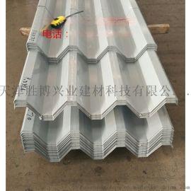 胜博直销YX80-200-600型大跨度彩钢压型板