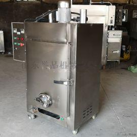 猪头肉烟熏炉全自动糖熏炉上色均匀自动蒸煮功能
