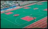 江蘇無錫市防滑懸浮地板籃球場