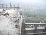 陝西寶塔河道護欄小區石欄杆