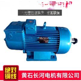 黃石現貨供應JZR2 31-6/11KW起重電機