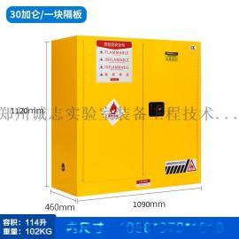 30加仑危险化学品防爆柜,工业安全柜,河南防火柜