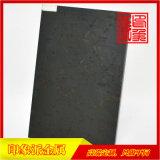 304镀铜发黑不锈钢板供应厂家