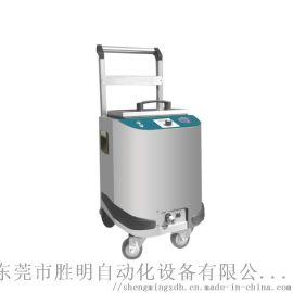 广州干冰清洗胜明干冰清洗机生产厂家直销