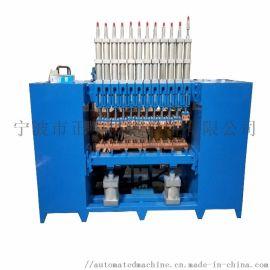 光伏支架网片龙门排焊机 热交换器多头自动点焊机