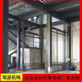 点动式货梯  低能耗货梯 无噪音升降货梯