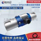 隆旅WTQ17A静态扭矩传感器 两端键连接铝合金
