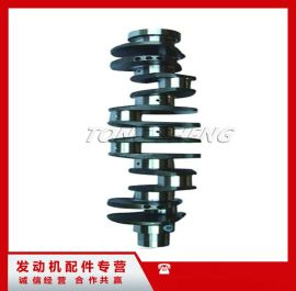 重庆康明斯NT855发动机零件 工程机械柴油机曲轴