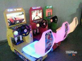 儿童赛车机游戏机