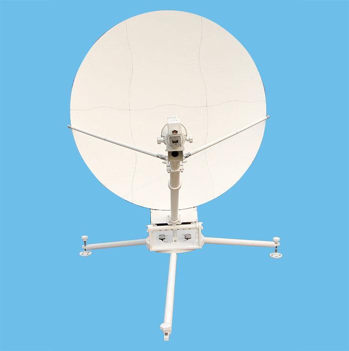 衛星寬頻天線G120,6M帶寬,寬頻衛星天線